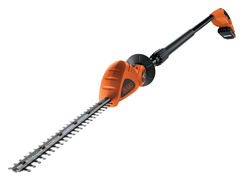 GTC1843L Cordless Pole Hedge Trimmer 18V 1 x 2.0Ah Li-Ion