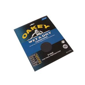 view Sand Paper - Wet & Dry products