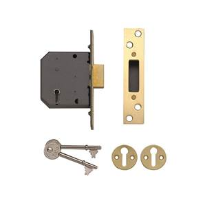 view Mortice Deadlocks 5 Lever products