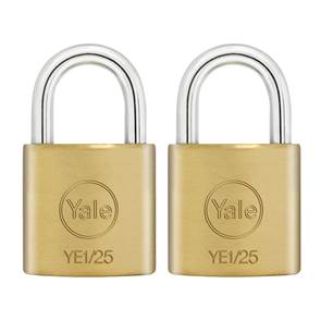view Yale Padlocks products