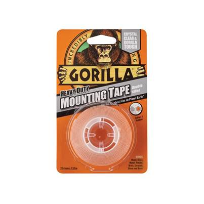 Gorilla Glue Gorilla Heavy-Duty Mounting Tape