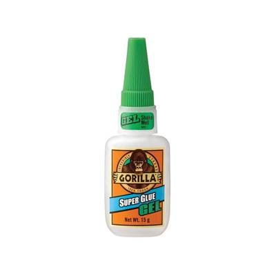 Gorilla Glue Gorilla Super Glue Gel