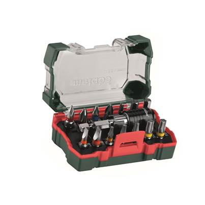 Metabo 15 Piece Bit Set