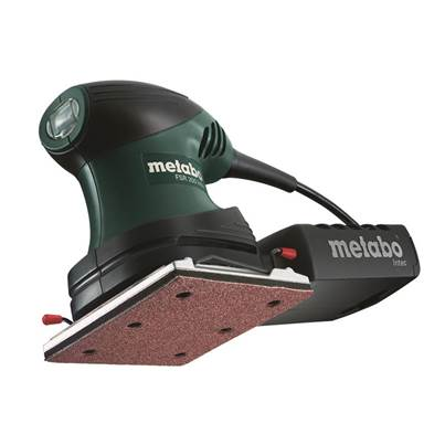 Metabo FSR-200 1/4 Sheet Intec Orbital Palm Sander 200W 240V