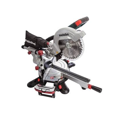 Metabo KGS 18 LTX Cordless Sliding Mitre Saw 216mm 18V Bare Unit