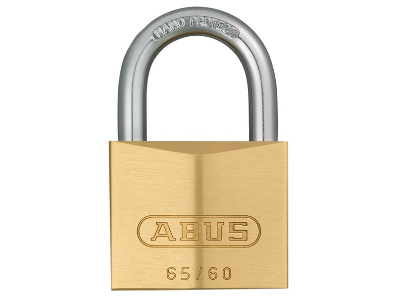 65 Series Brass Padlock