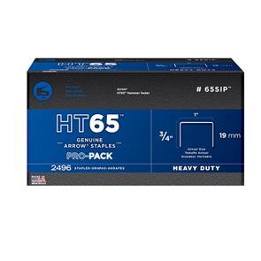 view Arrow Staples HT65 products