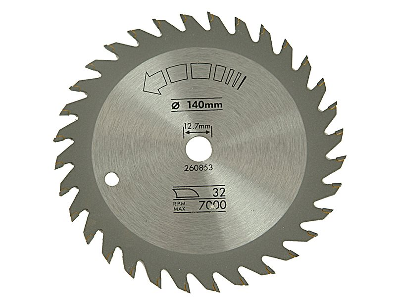 Tungsten Carbide Tipped/HM Blade