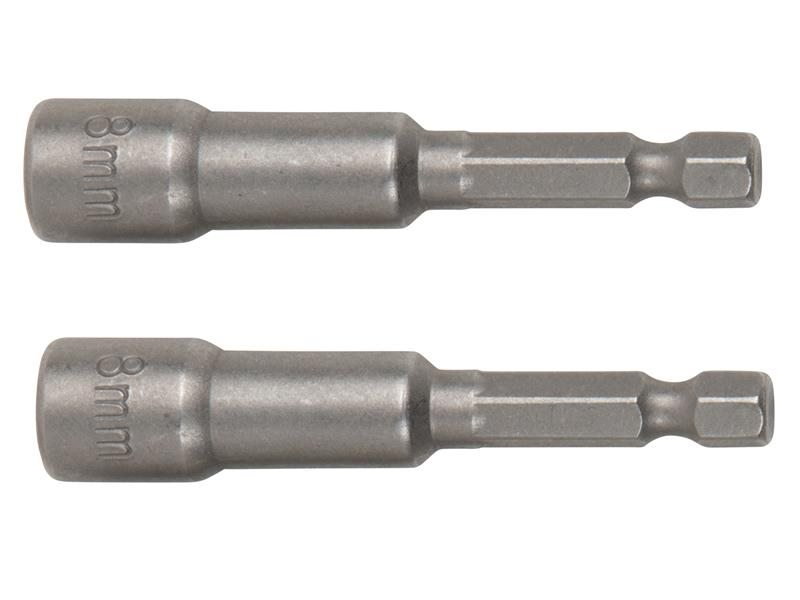 Magnetic Nut Driver 8mm (2 Piece)