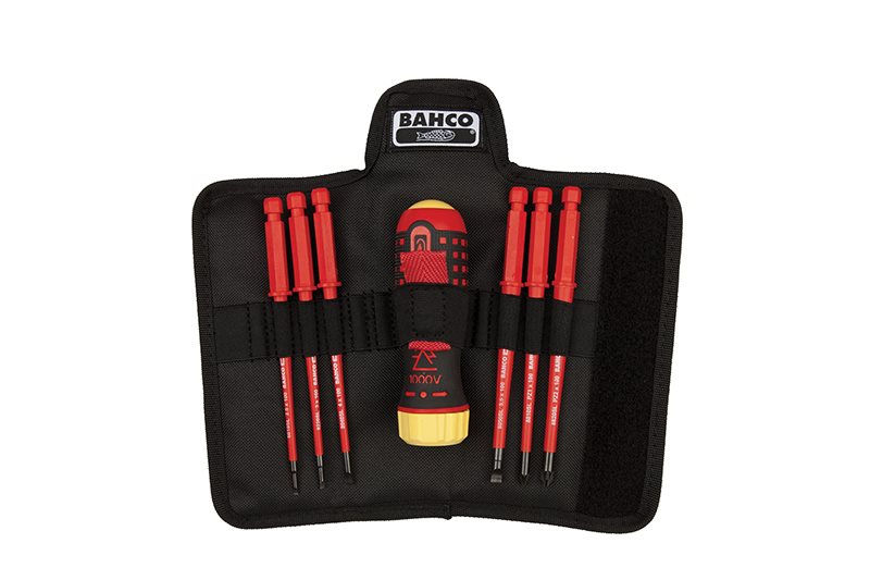 Ratchet Screwdriver Set, 6 Piece PH