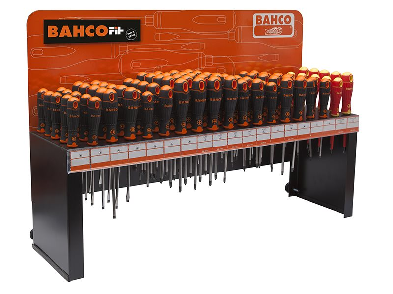 BAHCOFIT Screwdriver Display 95 Piece