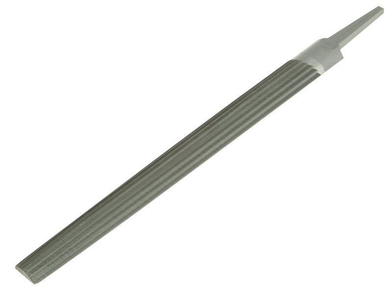 Half-Round Second Cut File, Unhandled