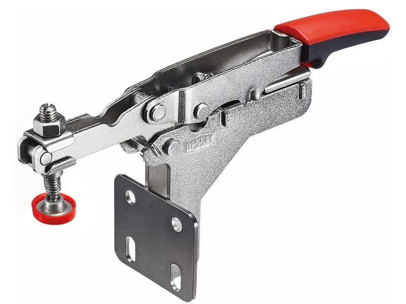 STC Self-Adjusting Angled Base Toggle Clamp 35mm