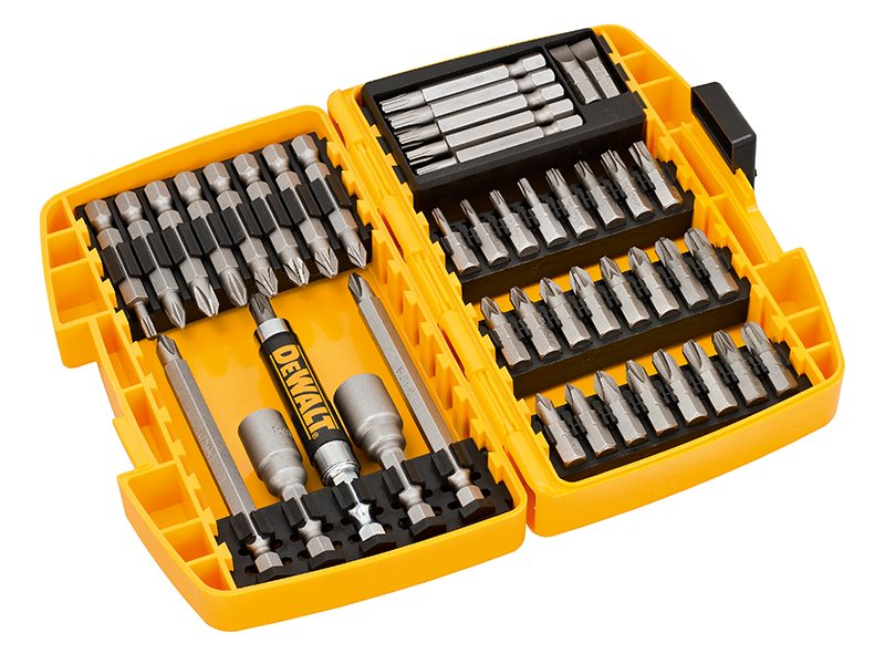 DT71702 Screwdriver Bit Set 45 Piece