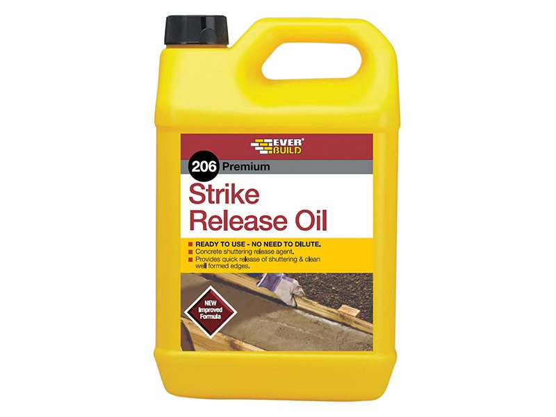 206 Strike Release Oil 5 litre