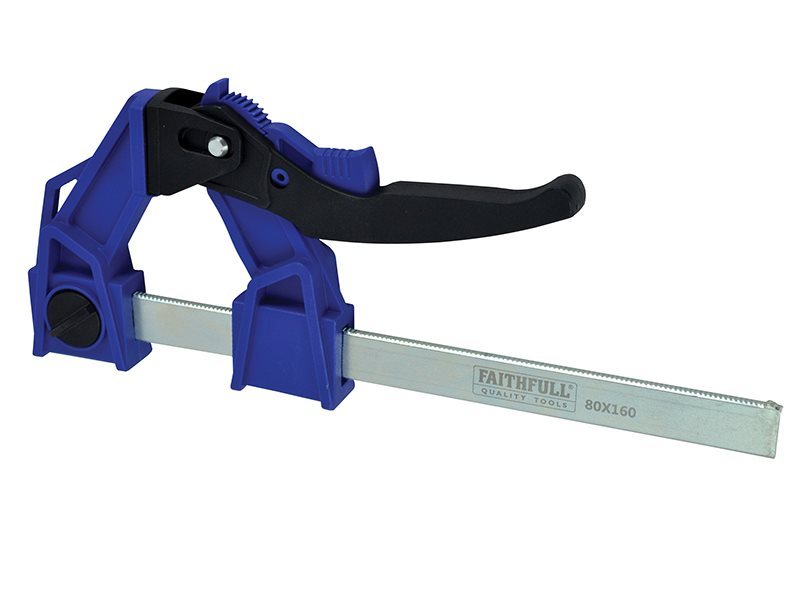Heavy-Duty Lever Clamp