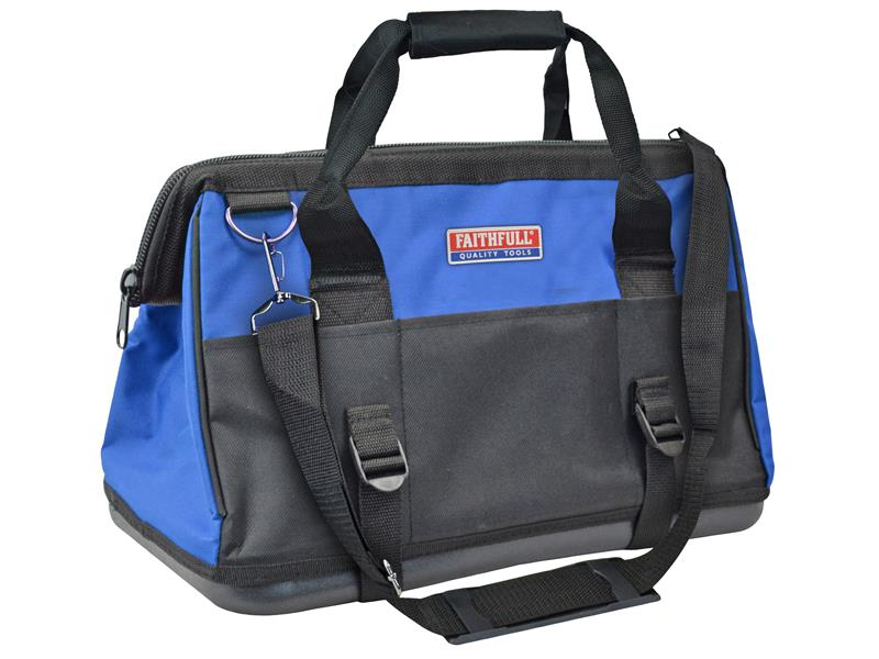 Hard Base Tool Bag