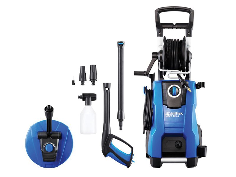 E145.4-9 P X-TRA Pressure Washer 145 bar 240V