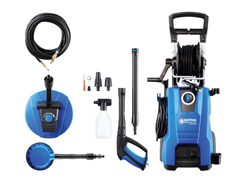D-PG 140.4-9 PAD X-TRA Pressure Washer 140 bar 240V