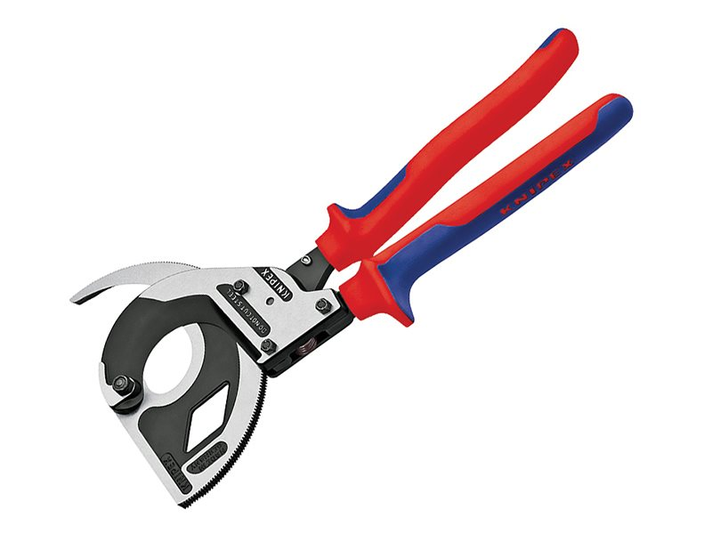 Cable Cutters 3 Stage Ratchet Action 320mm (12.1/2in)