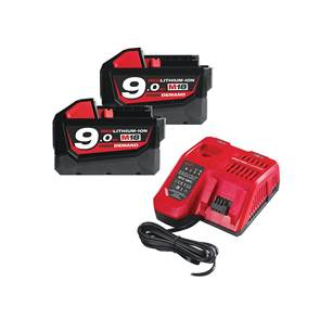 view Milwaukee Batteries & Chargers products