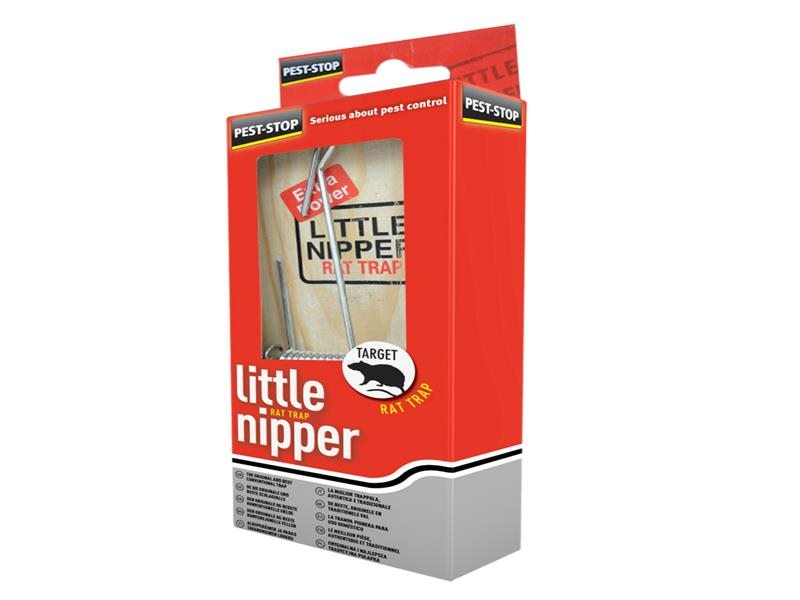 Little Nipper Rat Trap