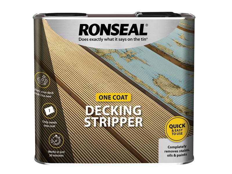 Decking Stripper 2.5 Litre
