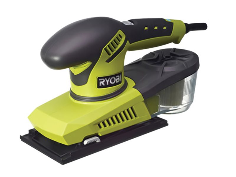 ESS200RS 1/3 Sheet Orbital Sander 200W 240V
