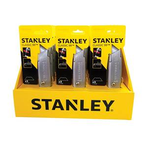 view Stanley Displays & Stands products