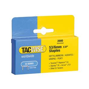 view Tacwise 53 Series Staples products