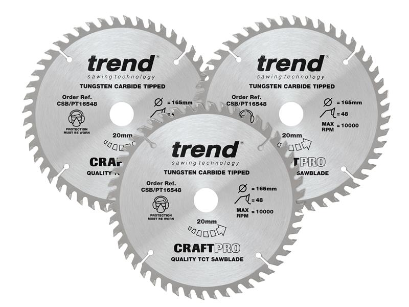 CraftPro Panel Trim Saw Blade