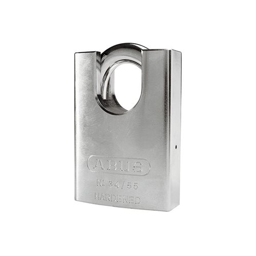 ABUS Mechanical 34 Series Hardened Steel Padlock