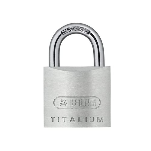 ABUS Mechanical 54TI Series TITALIUM™ Padlock