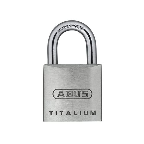 ABUS Mechanical 64TI Series TITALIUM™ Padlock