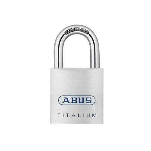 ABUS Mechanical 80TI Series TITALIUM™ Padlock