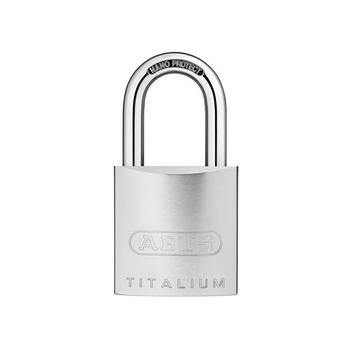 ABUS Mechanical 86TI Series TITALIUM™ Padlock