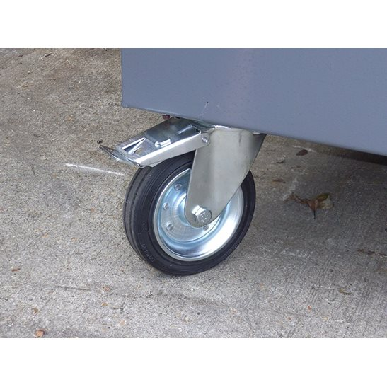 additional image for Heavy-Duty Castors 150mm (Set of 4)