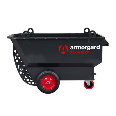 Armorgard Rubble Truck 400 Litre Capacity 760 x 1460 x 855mm