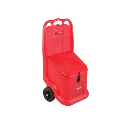 Armorgard Mobile Spill Kit Bin 75 Litre 590 x 400 x 1080mm