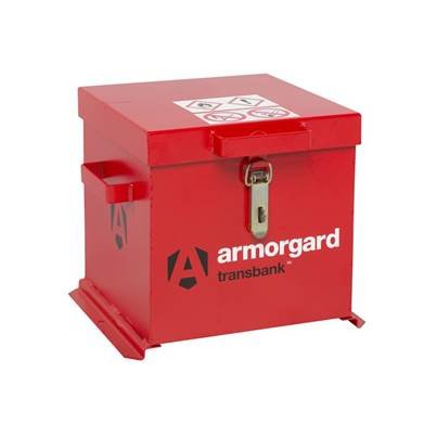 Armorgard TransBank™ Hazard Transport Box