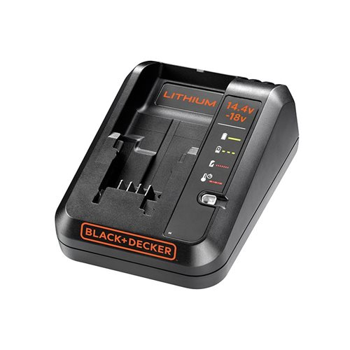 Black & Decker BDC1A-GB Multi-Voltage Charger 14.4-18V Li-Ion