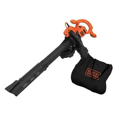 Black & Decker BEBLV260 3-in-1 Electric Leaf Blower 2600W 240V