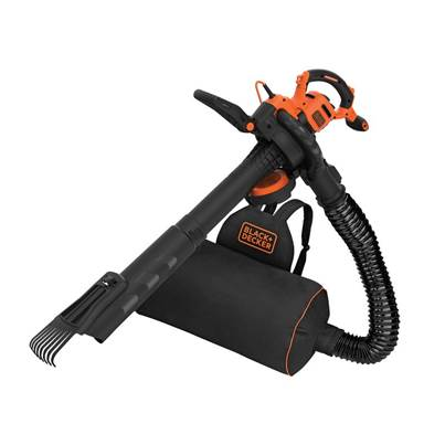 Black & Decker BEBLV301 3-in-1 Electric Leaf Blower 3000W 240V