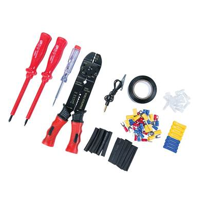 BlueSpot Tools 82 Piece Electrical Tool Set