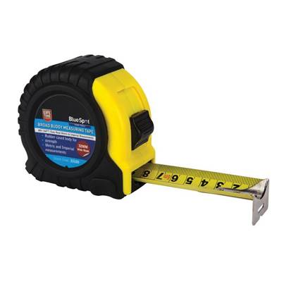 BlueSpot Tools Broad Buddy Pocket Tape