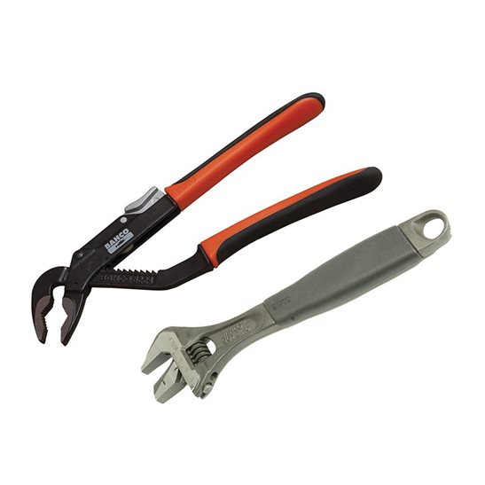 Image for 9873 Adjustable & Slip Joint Pliers Set 2 Piece