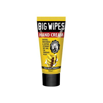 Big Wipes Hand Cream 100ml
