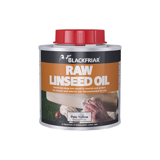 Image for Raw Linseed Oil 250ml