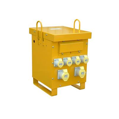 Carroll & Meynell 10K16 Transformer Six Outlet 10kVA 230V