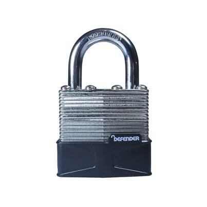 DEFENDER Laminated Steel Padlock